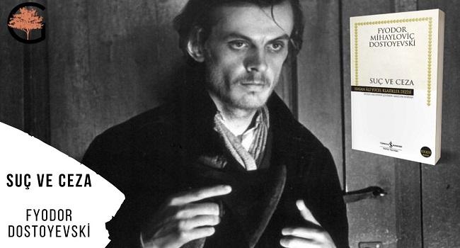 Suç ve Ceza (Fyodor Dostoyevski) Kitap Önerisi
