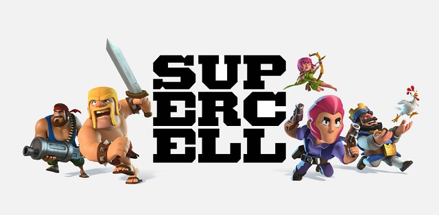 Supercell Oyunları